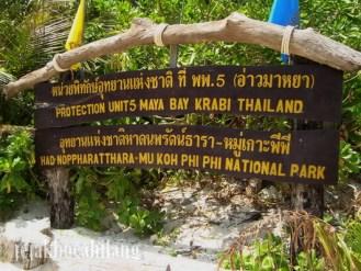 welcome to Maya Bay