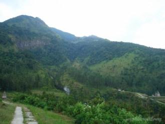 view Gunung Ungaran