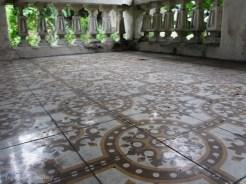 tegel antik Dalem Mangkubumen