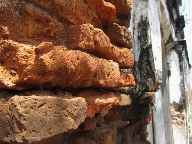 bricks in Laweyan - Solo