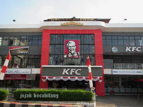 KFC + siger