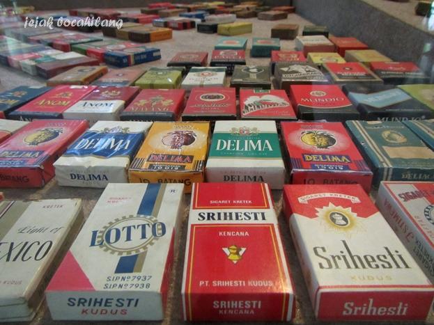 ragam merek rokok sigaret