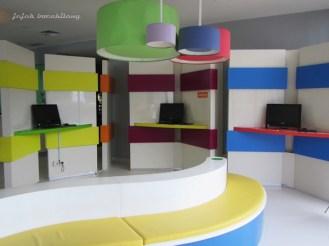 lobby POP! Hotel BSD City