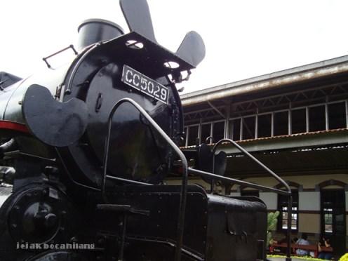 Loko CC 5029 tahun 2010