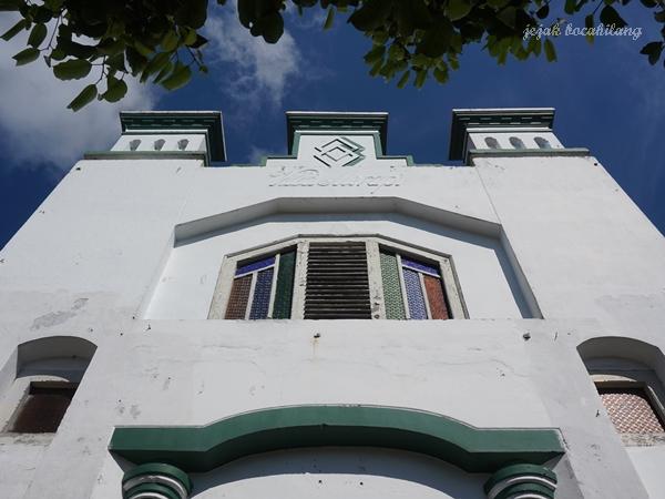 Villa Merapi - sekarang Bank Mandiri Syariah