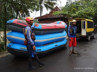 skipper rafting Bannyu Woong Adventure - The Pikas
