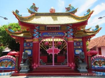 Vihara Avalokitesvara Pamekasan
