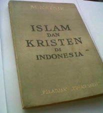 Natsir dan Kristen di Indonesia
