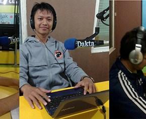 Obrolan Sejarah Bersama Radio DAKTA 107FM