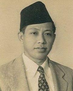 KH Saifuddin Zuhri. Tokoh NU, yang kritis terhadap Isu 'Komando JIhad'