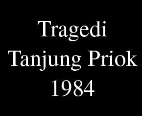 Tragedi Tanjung Priok 1984: Musibah dalam Musibah