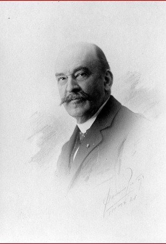 Gambar 1.14 Gubernur Jenderal Dirk Fock. Sumber foto: Koleksi online Tropen Museum (tropenmuseum.nl)