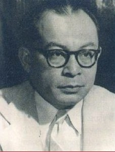 Gambar 2.Mohammad Hatta. Sumber foto: Koleksi online Tropen Museum