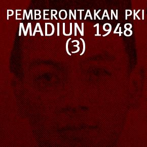 Pemberontakan PKI Madiun 1948: (3) Meletusnya Pemberontakan di Madiun