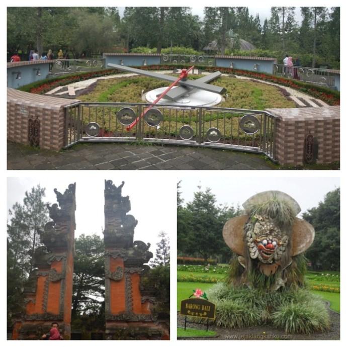 taman bunga nusantara cipanas puncak wisata jakarta