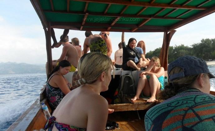 hopping island gili trawangan 1-1