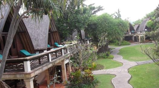 wisata gili lombok meno air