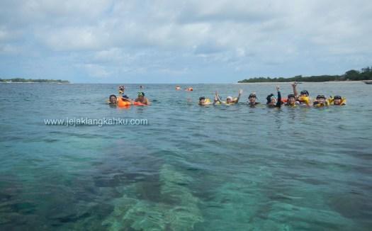 snorkeling gili trawangan 5-1