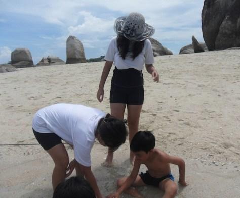 pulau batu berlayar belitung 8