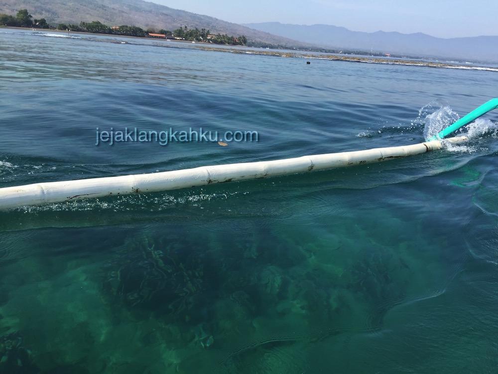 snorkeling pantai lovina bali 5