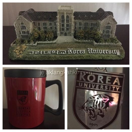 korea university souvenir