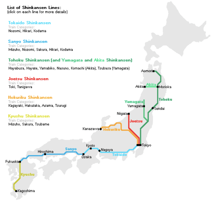 shinkansen japan 6