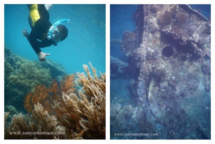 amed japanese shipwreck bali 2