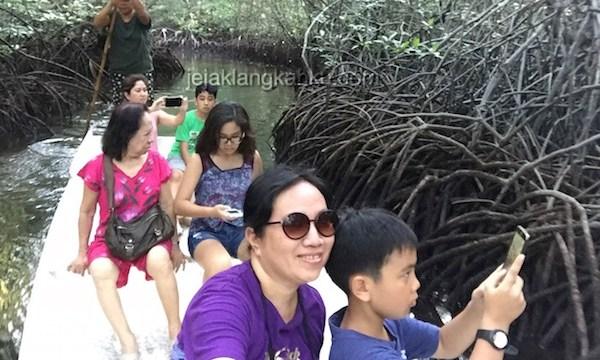 Wisata Anti Mainstream di Mangrove Forest, Nusa Lembongan Bali