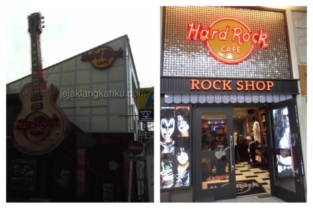 hard rock cafe tokyo japan 5