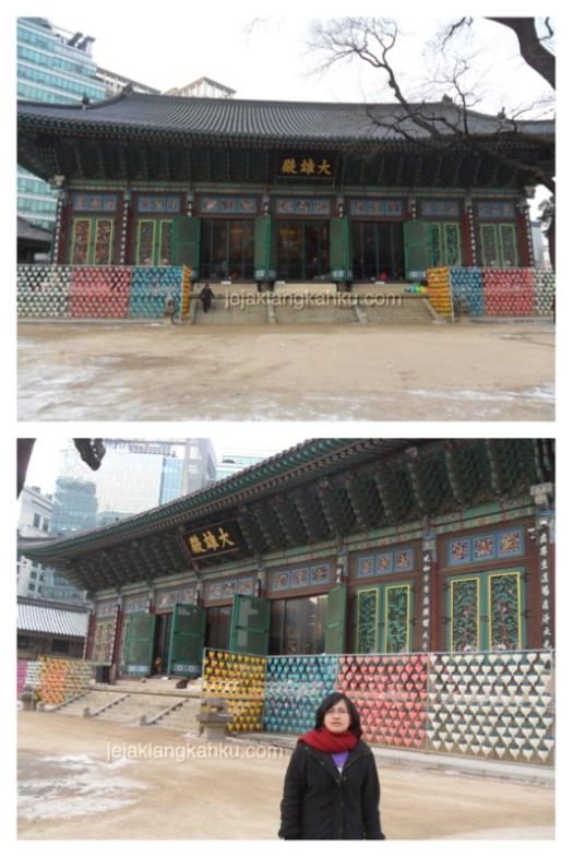jogye temple seoul 3