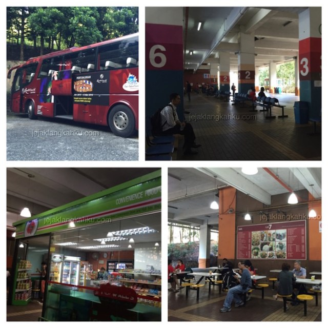 bus & skyway to genting 3