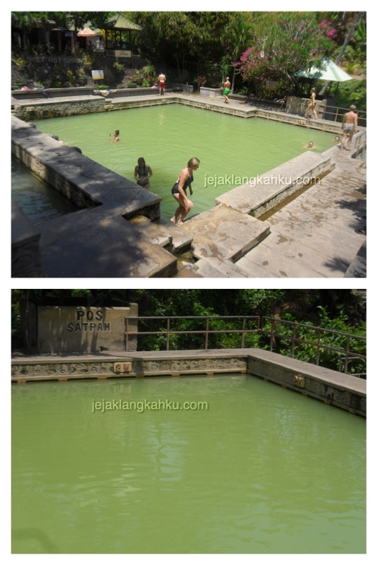 holy hot spring banjar 1