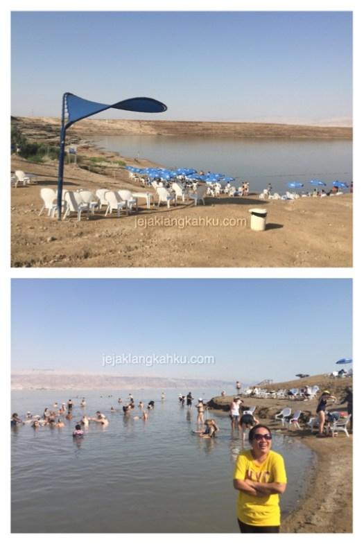 laut mati israel 1