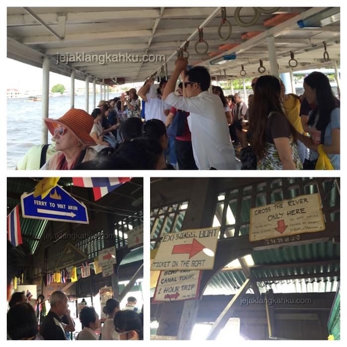 ferry to wat arun 4