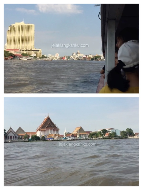ferry to wat arun 5