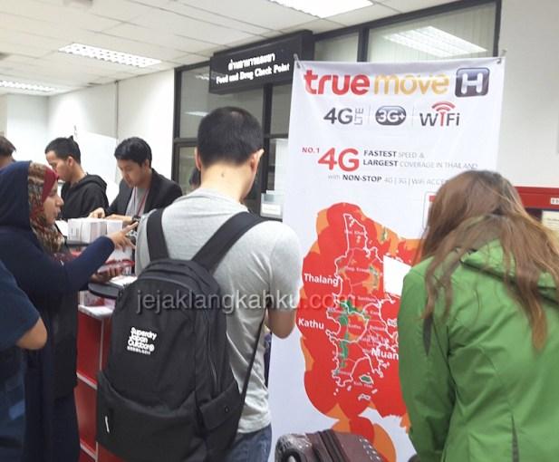 Mau Akses Data Internet Saat Berada di Phuket Thailand? Pake Sim Card Lokal Ajah !