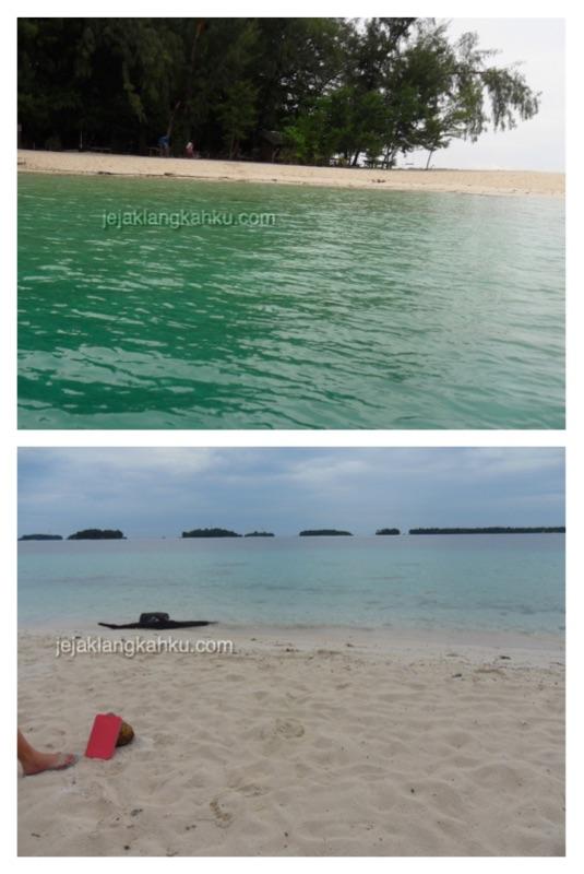 pulau perak kepulauan seribu a