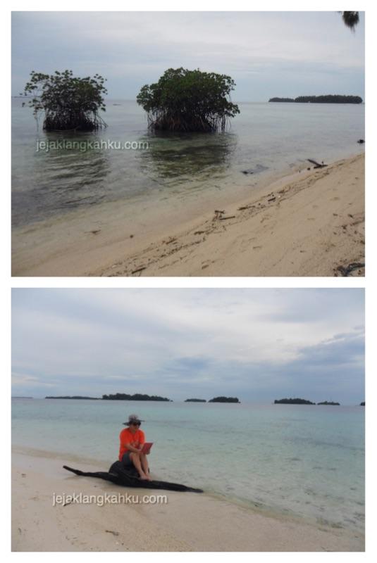 pulau perak kepulauan seribu d