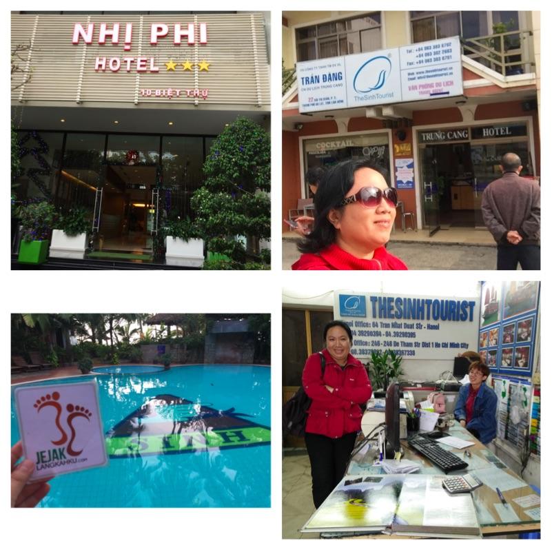 the sinhtourist tour and travel vietnam