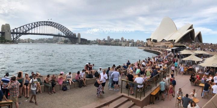 Tips Jalan-Jalan Ala Solo Traveler ke Australia saat Liburan Akhir Tahun