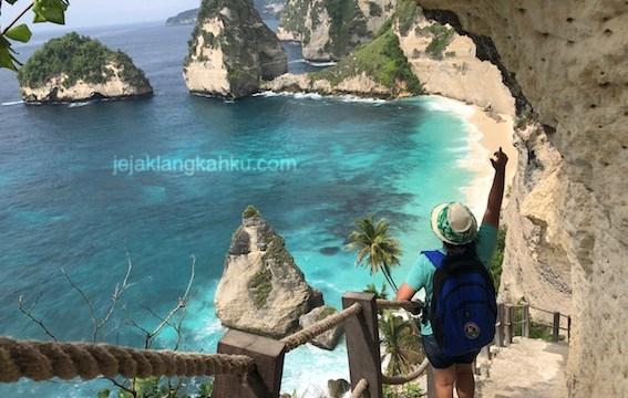 Video Tempat Wisata di Pulau Nusa Penida Bali