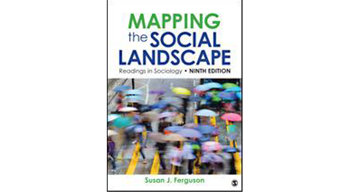 Related Image of Mapping the Social Landscape  Readings in Sociology 9th Edition, pdf, ebook and download by Susan J Ferguson