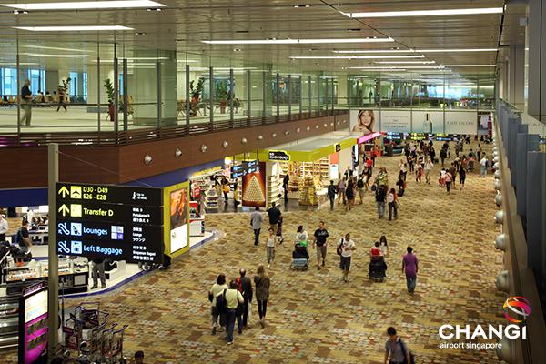 Hari Ke 1 Surabaya Singapura Menginap Di Changi Airport