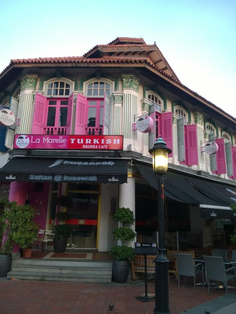 Sudut Bussorah Street