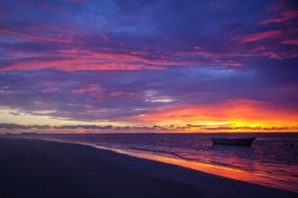 Sunset di Lampuuk