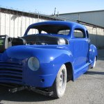 1947 Plymouth- after
