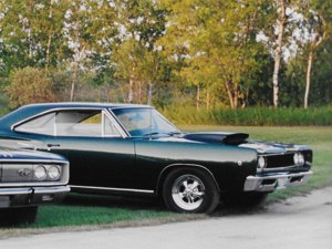 1968 Dodge Coronet- after