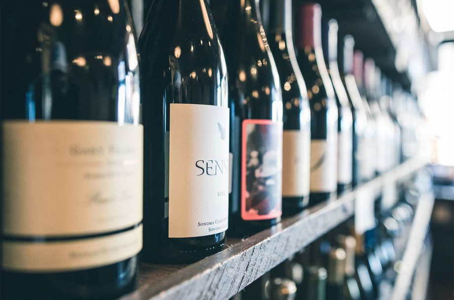 Vīna pudele