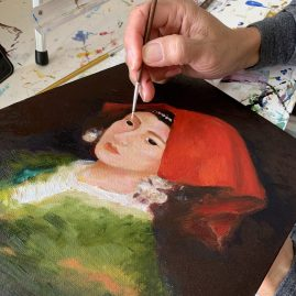 Art lessons and art courses for kids and adults
