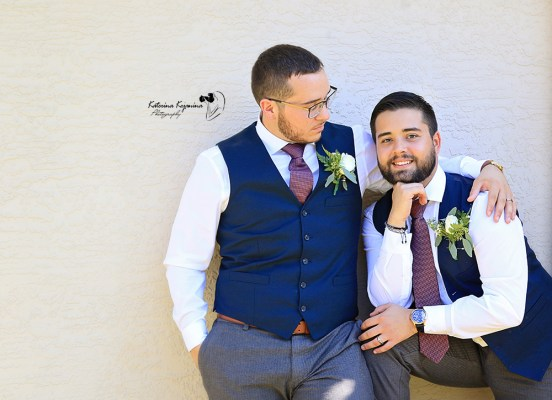 LGBT Gay Lesbian Wedding Photographer Miami South Florida